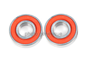 Roulement 6203-2RSH/C3 - SKF