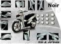 Kit Carrosserie SH125/150 Noir